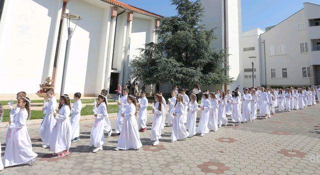 BIBINJE Sakrament prve svete pričesti primilo 59 djece!