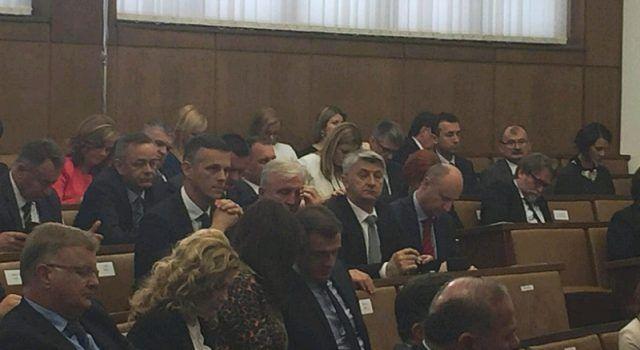 Župan Longin na proslavi 15. obljetnice rada Hrvatske zajednice županija