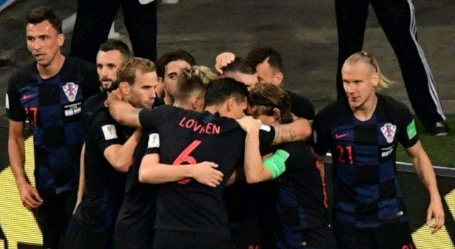 Hrvatska reprezentacija pobijedila Argentinu rezultatom 3:0
