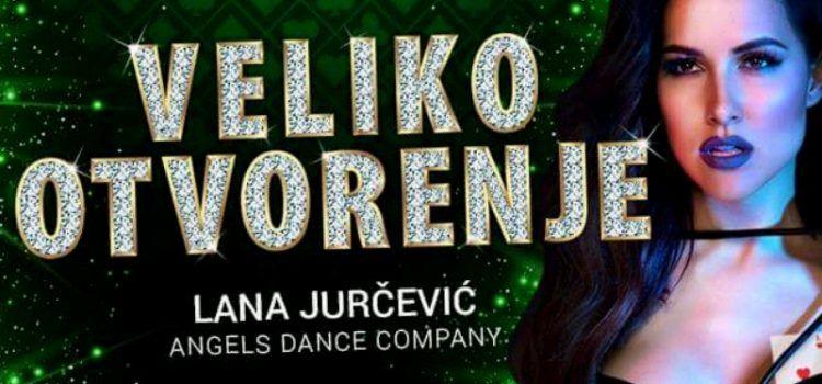 OTVARA SE CASINO ADMIRAL CLUB Goste će zabavljati Lana Jurčević