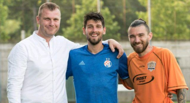 Zadranin Toni Mrkić uz stipendijski ugovor s GNK Dinamo dobio i 100.000kn