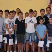 GALERIJA Župan ugostio nagrađene učenike osnovnih i srednjih škola