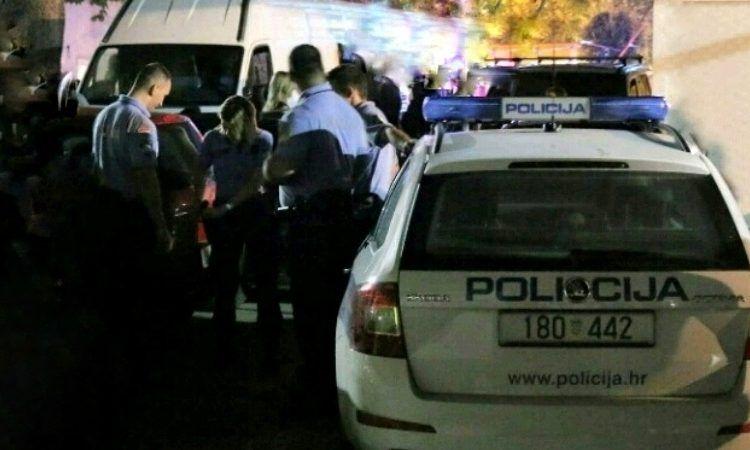 Na odmorištu Nadin uhićen 47-godišnjak zbog krijumčarenja 4 Kineza