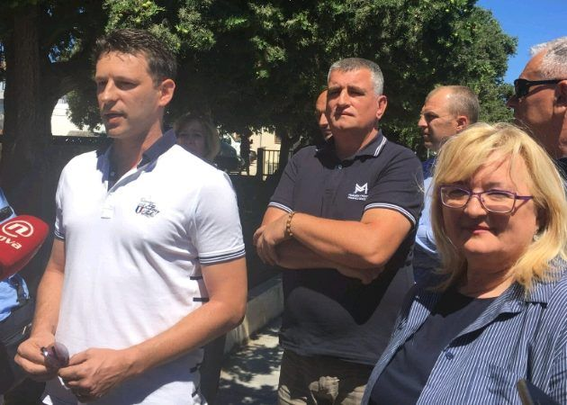 BOŽO PETROV U ZADRU: Vlada RH treba zaštititi hrvatske ribare