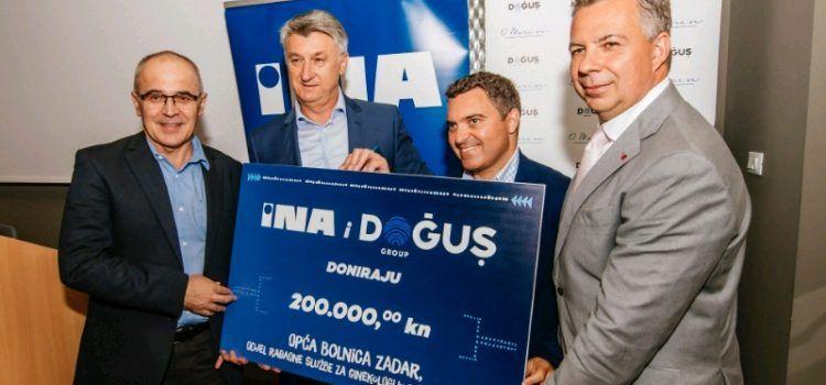 Zadarskoj bolnici uručena donacija u vrijednosti od 200.000 kn!