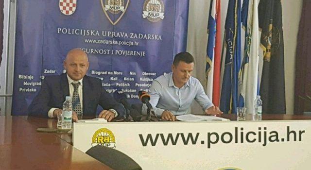 Zadarska policija privela trojicu direktora zbog gospodarskog kriminala!