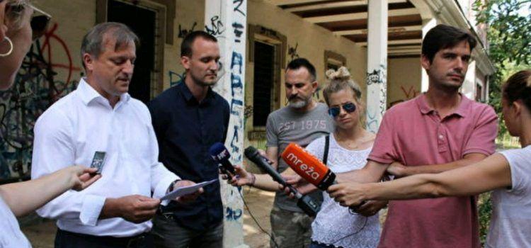 """Ministarstavo dodijelilo Gradu Zadru 33 milijuna kuna za projekt """"Centar za mlade"""""""