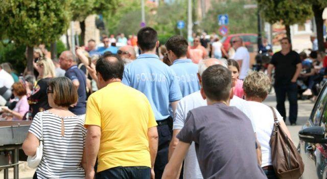 Slijedi pojačana kontrola prijave turista, vikendaša i njihovih gostiju na Viru
