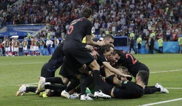 HRVATSKA JE U FINALU Veličanstvena pobjeda protiv Engleske!
