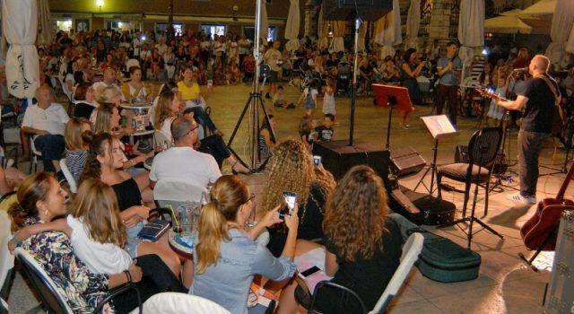 U ponedjeljak koncert kršćanske pop glazbe na Narodnom trgu u Zadru