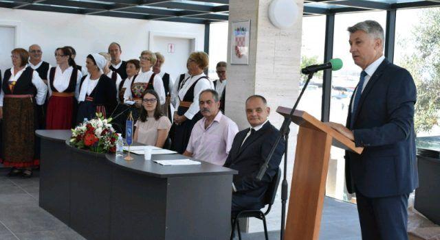 GALERIJA Obilježen Dan općine Tkon i blagdan Sv. Benedikta