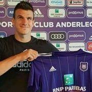 Odlični rezultati Ivana Santinija otkako igra za belgijski klub Anderlecht