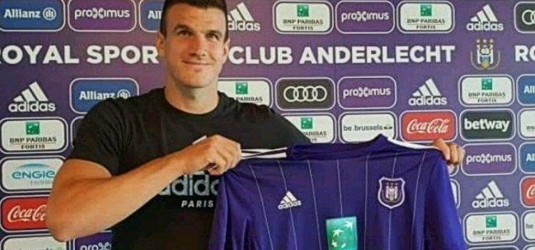 Ivan Santini potpisao za najtrofejniji belgijski klub – Anderlecht