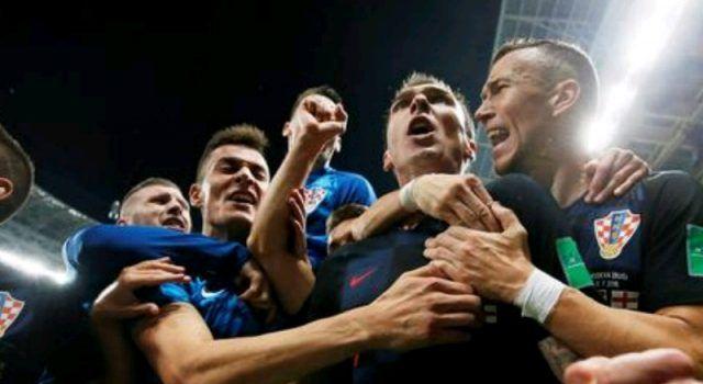BRAVO VATRENI Hrvatska u nedjelju igra finale protiv Francuske!