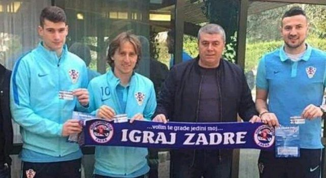 Svetko Ćustić pozvao gradske vijećnike na sastanak u prostorije NK Zadar