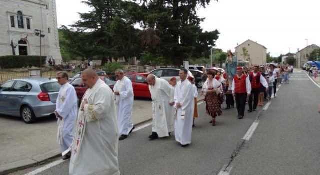 GALERIJA Proslavljen blagdan Velike Gospe u Stankovcima