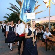 GALERIJA Večer folklora održana Bibinjama