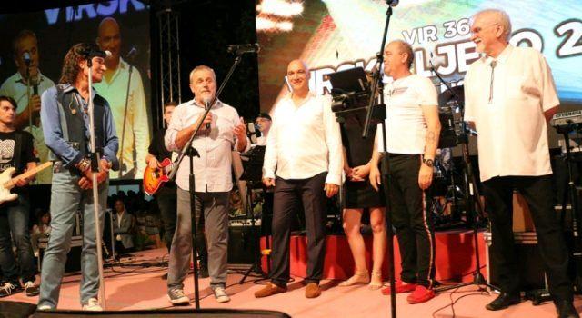 GALERIJA Velika fešta u Viru uz Grdovića, Stavrosa i Pejakovića