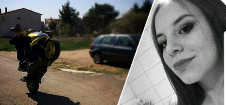 """Sestra mladića (16) koji je motorom ubio 18-godišnjakinju: """"Pretužni smo"""""""