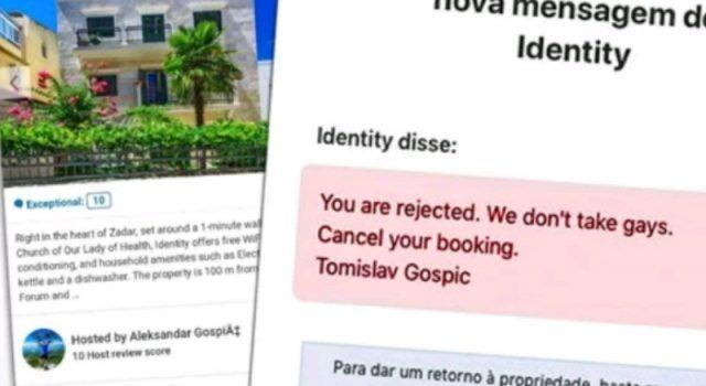"""Brazilski par rezervirao smještaj u Zadru, odbili ih jer """"ne primaju gejeve"""""""