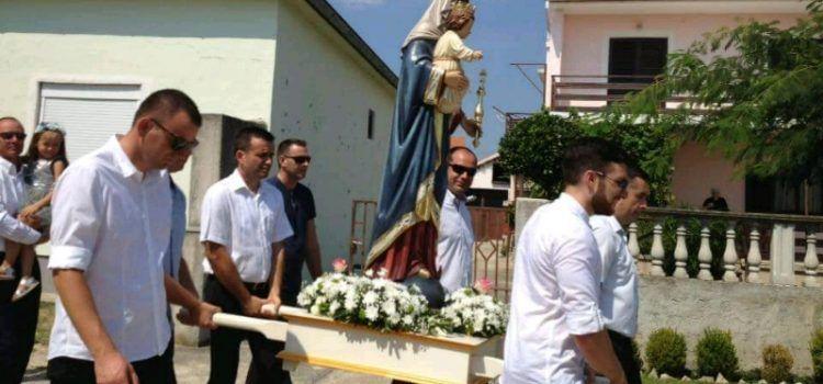 FOTO Vjernici u Zemuniku proslavili blagdan Kraljice mira