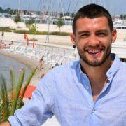 FOTO Reprezentativac i igrač Real Madrida Mateo Kovačić posjetio Bibinje