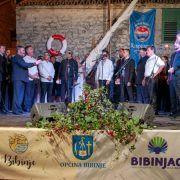 VELIKA FOTOGALERIJA Održan 38. Susret klapa Raspivano Bibinje