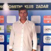 Novi trener NK Zadar Krešimir Sunara počeo s treninzima