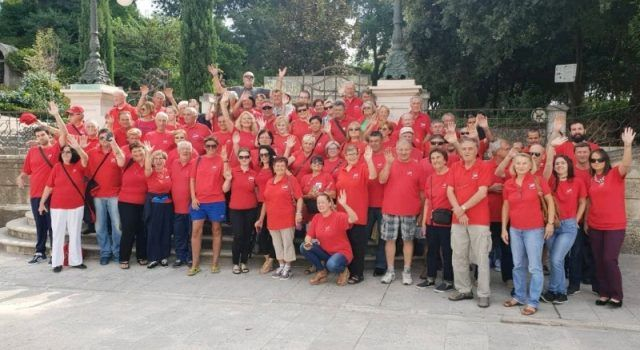 Druženje članica i članova SDP-a Varaždinske i Zadarske županijske organizacije