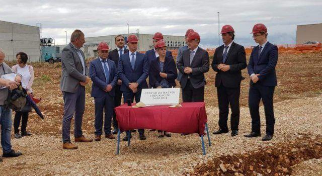 Počinje gradnja Centra za razvoj i edukaciju u Poličniku u vrijednosti 25 milijuna kuna