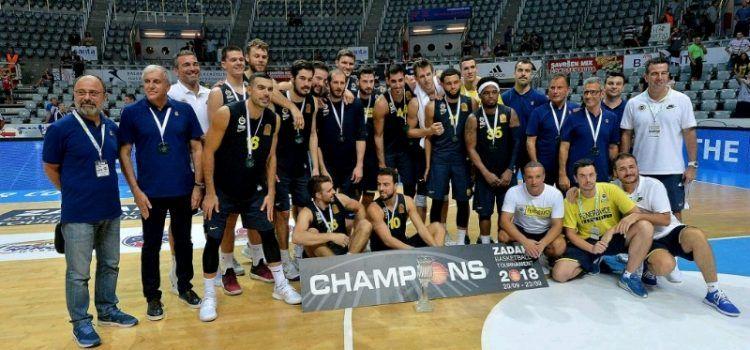 Završio je još jedan Zadar Basketball Tournament