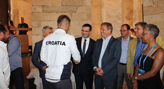 Jim Courier zahvalio na izvrsnoj organizaciji polufinala Davis Cupa u Zadru