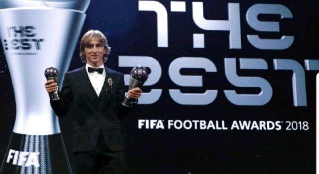 FIFA je odlučila: Luka Modrić najbolji je nogometaš svijeta u 2018. godini