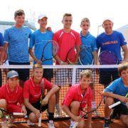 GALERIJA Priprema mlade teniske reprezentacije na Višnjiku