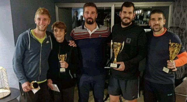 Završila Teniska liga parova Zadarske županije