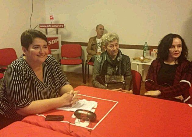 Županijski SDP organizirao okrugli stol na temu položaja žena na selu