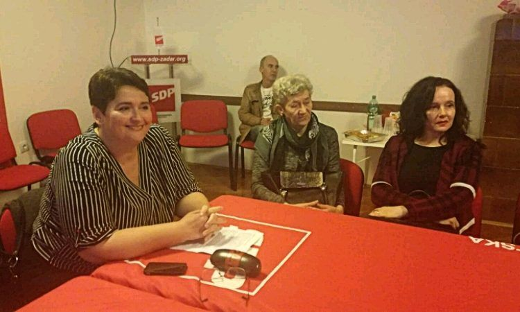 Županijsk8 SDP organizirao okrugli stol na temu položaja žena na selu
