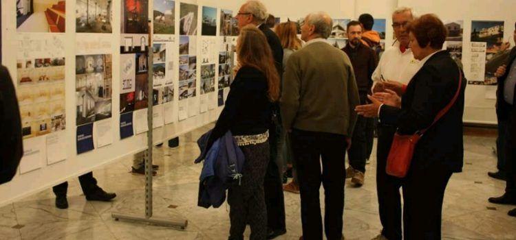 U Gradskoj loži otvorena izložba hrvatskih arhitekata