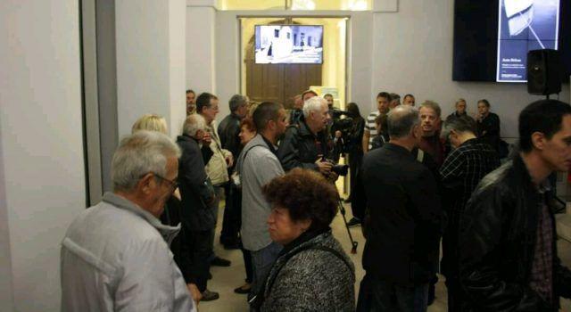 POVODOM STOTE GODIŠNJICE ROĐENJA ANTE BRKANA Otvorena izložba u Kneževoj palači