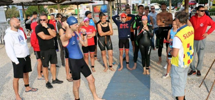 GALERIJA Mađarski prvak Csongor Lehmann pobijednik III. Virskog triatlona