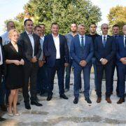 GALERIJA Prijem u Domu županije za nagrađene policajce
