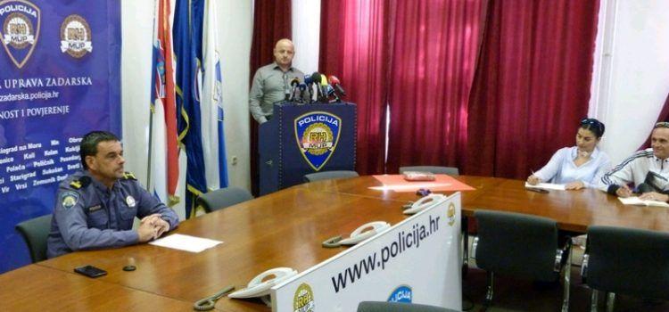 Na autocesti kod odmorišta Marune zatečen muškarac s više od 1kg kokaina