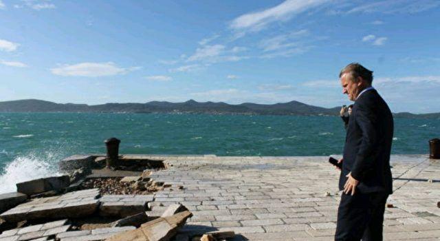 Gradonačelnik Dukić obišao grad i štete od nevremena