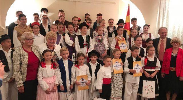 Dječja skupina KUD-a Bokolje iz Dobropoljane pobijedila na Festivalu folklora Hrvatske