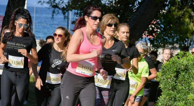 GALERIJA Na Kolovarama startala prva ženska utrka u Dalmaciji – 4SHE RUN
