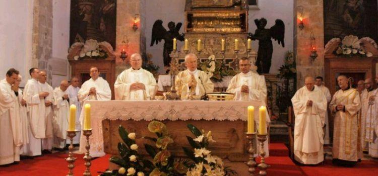 Vjernici proslavili blagdan Sv. Šimuna, zaštitnika grada Zadra