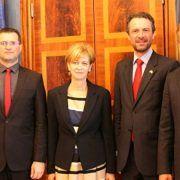 Gradonačelnik Dukić sa zamjenicima primio veleposlanika Ujedinjenog kraljevstva