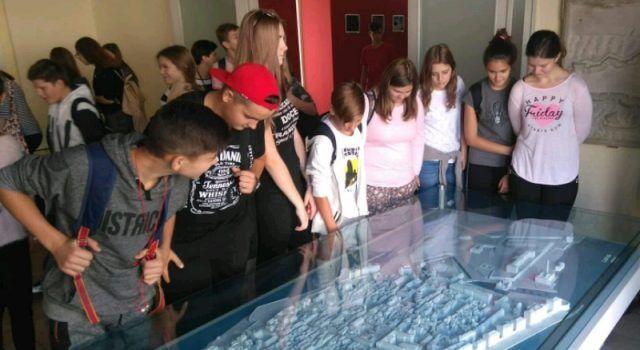 Najavljena radionica za djecu na izložbi maketa povijesnog razvoja Zadra