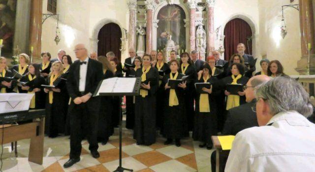 Koncertom u crkvi Sv. Frane obilježena 10. obljetnica zbora Condura Croatica