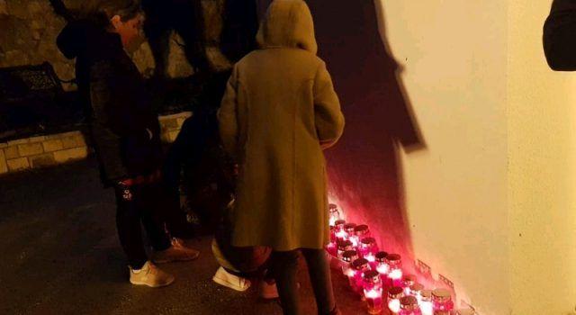 Mještani Vukšića zapalili svijeće za Škabrnju i Vukovar
